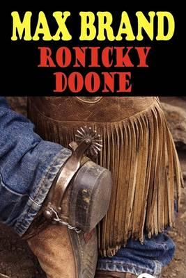 Ronicky Doone Cover Image