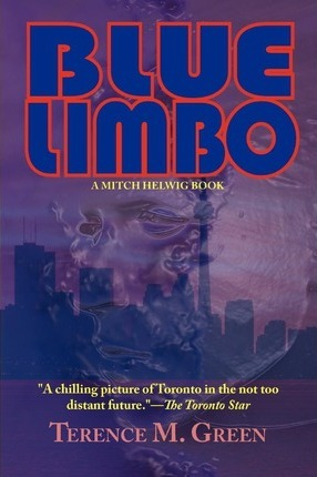 Blue Limbo - A Mitch Helwig Book Cover Image