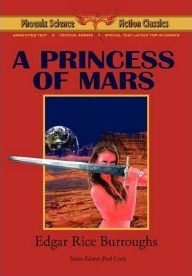 a princess of mars essays Tv writing home uk telly us drama us comedy bibles us animation  us drama check out the pilot scripts section for a year by year look at how hundreds of.
