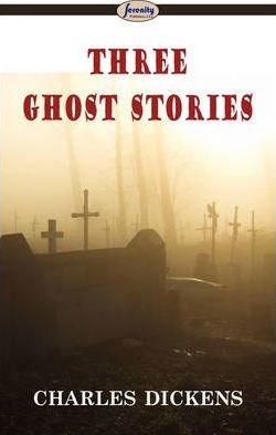 Three Ghost Stories Cover Image