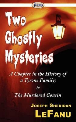 Two Ghostly Mysteries Cover Image