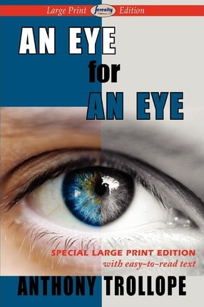 An Eye for an Eye Cover Image