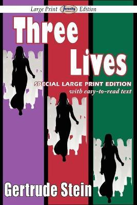 Three Lives (Large Print Edition) Cover Image