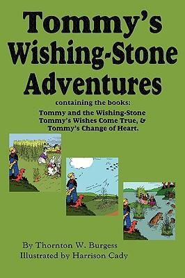 Tommy's Wishing-Stone Adventures--The Wishing Stone, Wishes Come True, Change of Heart Cover Image