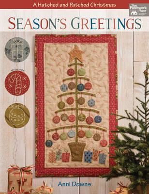 Season's Greetings : A Hatched and Patched Christmas