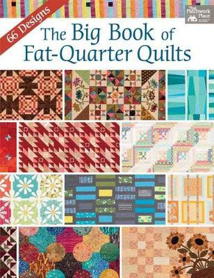 The Big Book of Fat-Quarter Quilts Cover Image