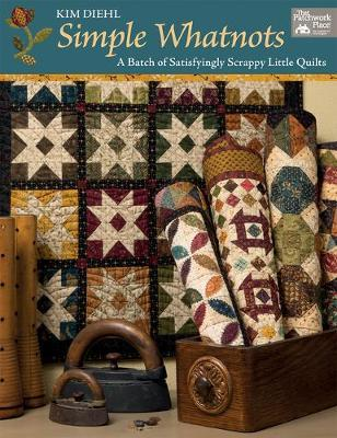Simple Whatnots : A Batch of Satisfyingly Scrappy Little Quilts