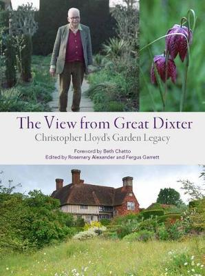 View from Great Dixter