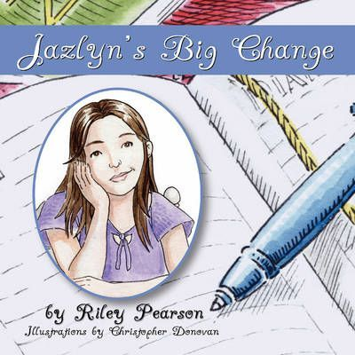 Jazlyn's Big Change Cover Image
