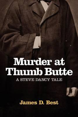Murder at Thumb Butte Cover Image