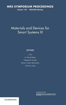 MRS Proceedings Materials and Devices for Smart Systems III: Volume 1129