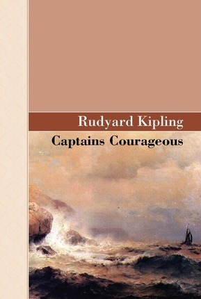 Captains Courageous Cover Image