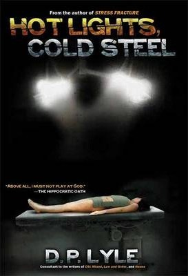 Hot Lights, Cold Steel Cover Image