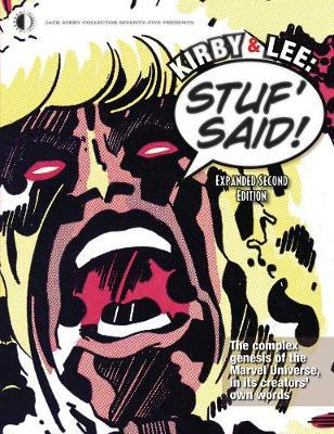 Kirby & Lee: Stuf' Said! (Expanded Second Edition)
