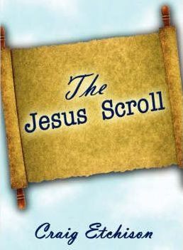The Jesus Scroll Cover Image