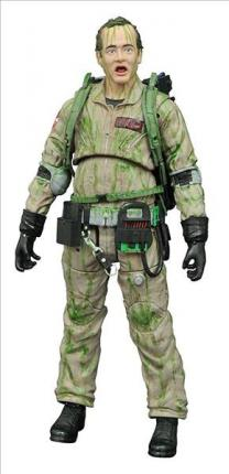 Ghostbusters Select Slimed Peter Action Figure