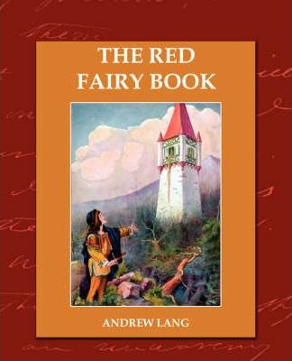 The Red Fairy Book Cover Image