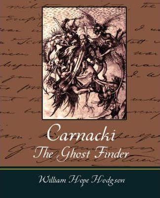 Carnacki, the Ghost Finder Cover Image