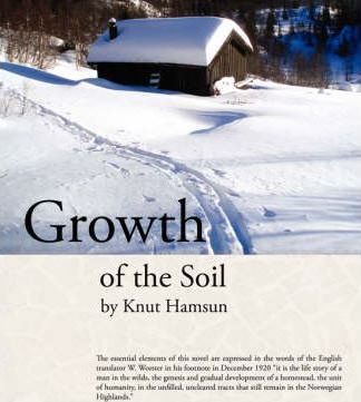Growth of the Soil Cover Image