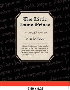 The Little Lame Prince Cover Image
