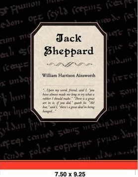 Jack Sheppard Cover Image