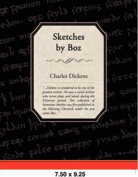 Sketches by Boz Cover Image