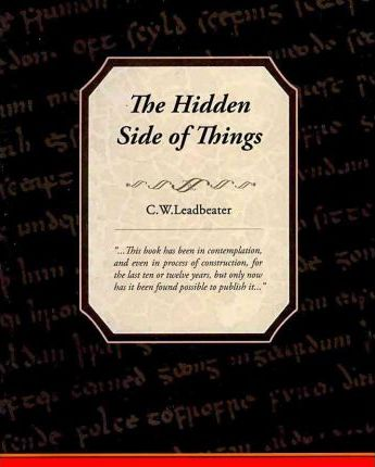 The Hidden Side of Things Cover Image