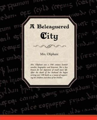 A Beleaguered City Cover Image
