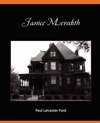 Janice Meredith Cover Image