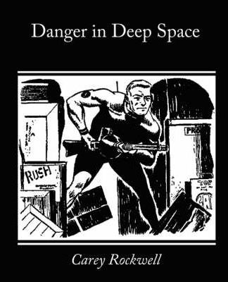 Danger in Deep Space Cover Image