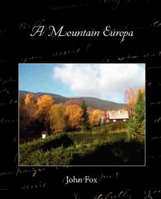 A Mountain Europa Cover Image