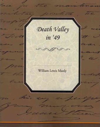 Death Valley in 49 Cover Image