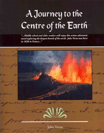 A Journey to the Centre of the Earth Cover Image