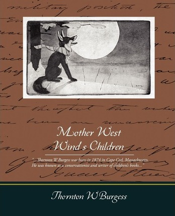 Mother West Wind's Children Cover Image
