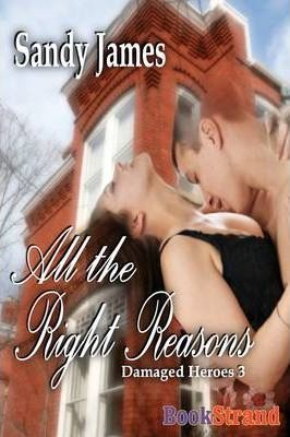 All the Right Reasons [Damaged Heroes, Book 3] (Bookstrand Publishing) Cover Image