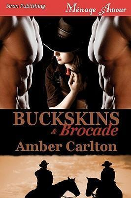Buckskins and Brocade (Siren Menage Amour 73) Cover Image