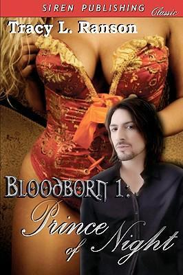 Prince of Night [Bloodborn 1] (Siren Publishing) Cover Image