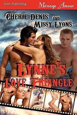 Lynne's Love Triangle [Twisted Sex Games] (Siren Publishing Menage Amour) Cover Image