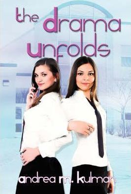 The Drama Unfolds Cover Image