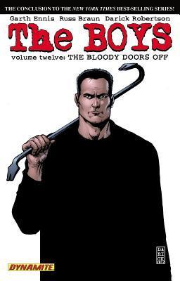The Boys Volume 12: The Bloody Doors Off Cover Image