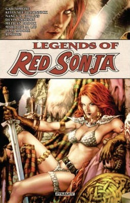 Legends of Red Sonja Cover Image