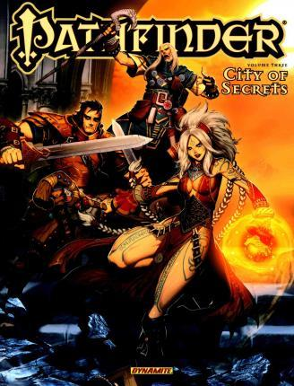 Pathfinder: City of Secrets Volume 3