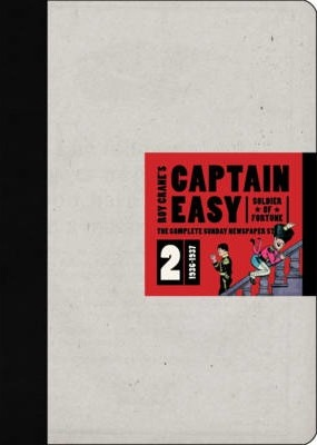 Captain Easy, Soldier of Fortune: Volume 2