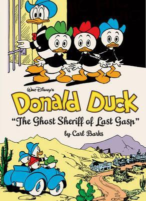 Walt Disney's Donald Duck Cover Image