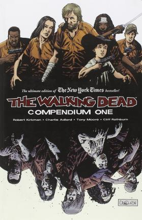 The Walking Dead Compendium Volume 1 Cover Image