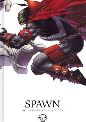 Spawn: Origins Book 4