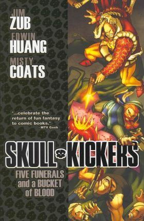 Skullkickers Volume 2 TP