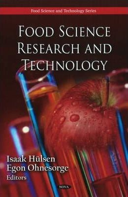 Food Science Research & Technology