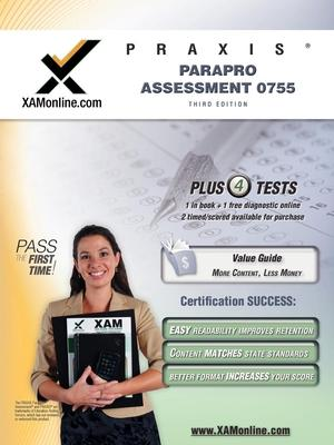 praxis parapro assessment 0755 teacher certification test prep study ...