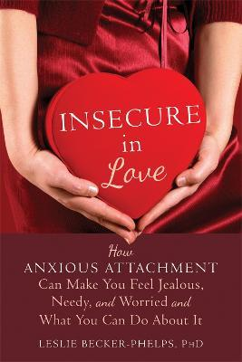what to do when you feel insecure in a relationship